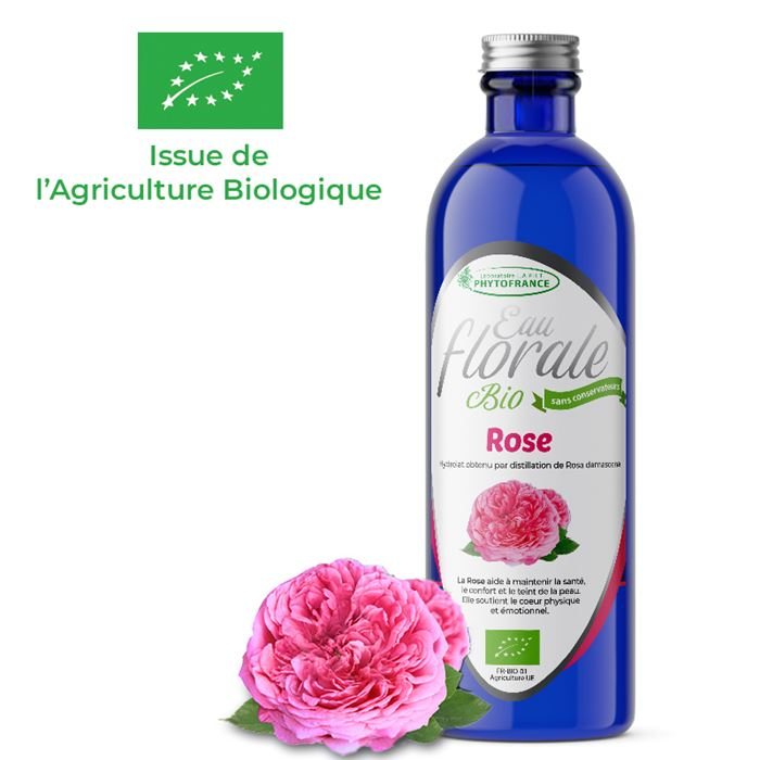 Eau de Rose Damas BIO