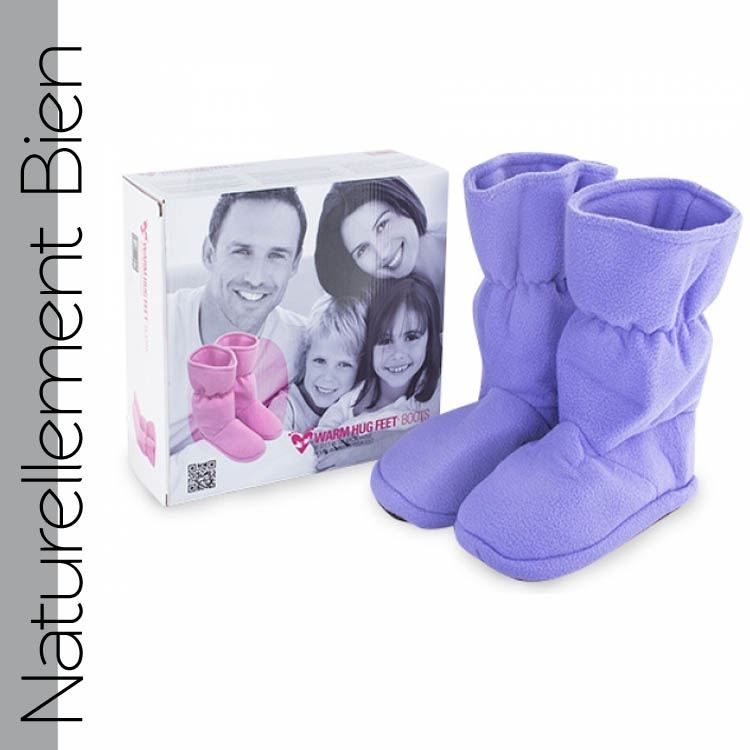 Bottes Thermo-relaxantes Mauves