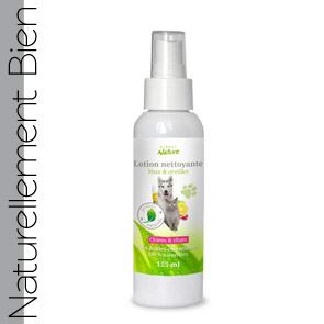 Lotions Yeux & Oreilles Animaux