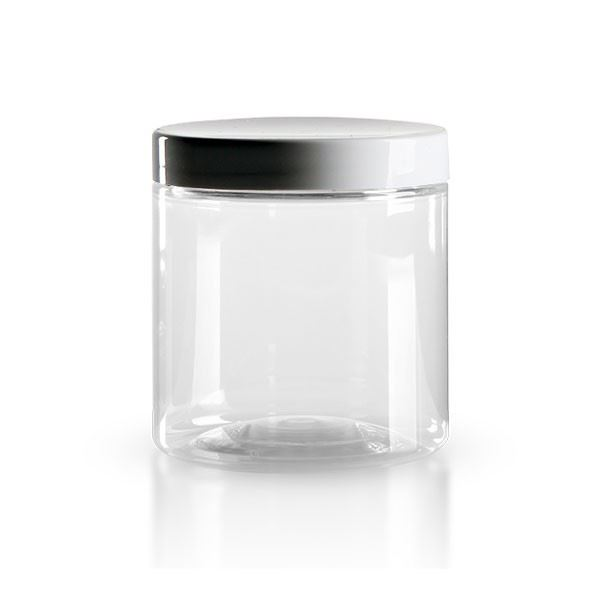 Pot Cristal Transparent 200 ml