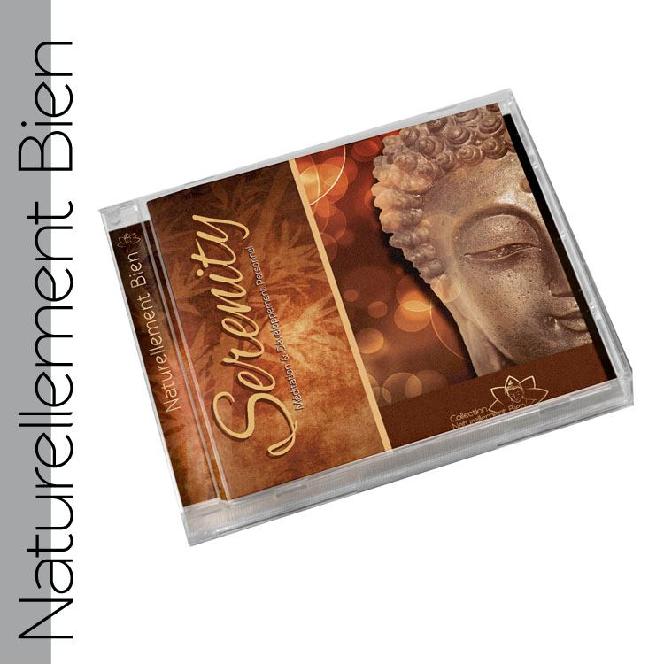 CD Serenity Naturellement Bien