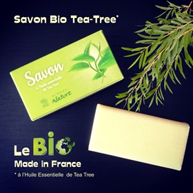Savon Bio Tea Tree