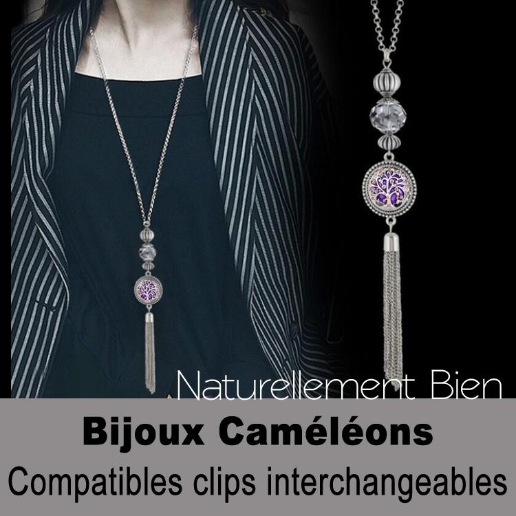Bijoux Caméléons