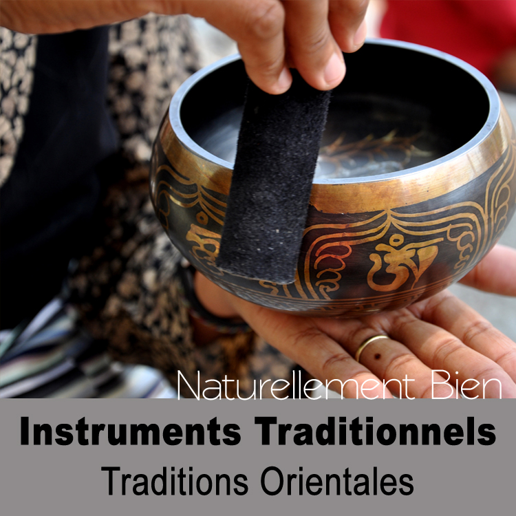 Instruments traditionnels Orientaux