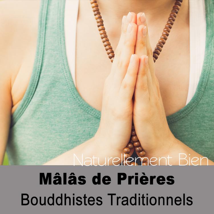 Mâlâs de Prières traditionnels