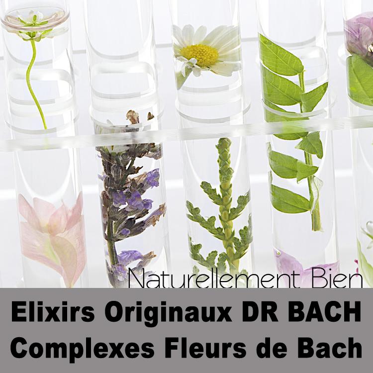 Elixirs Originaux du DR BACH