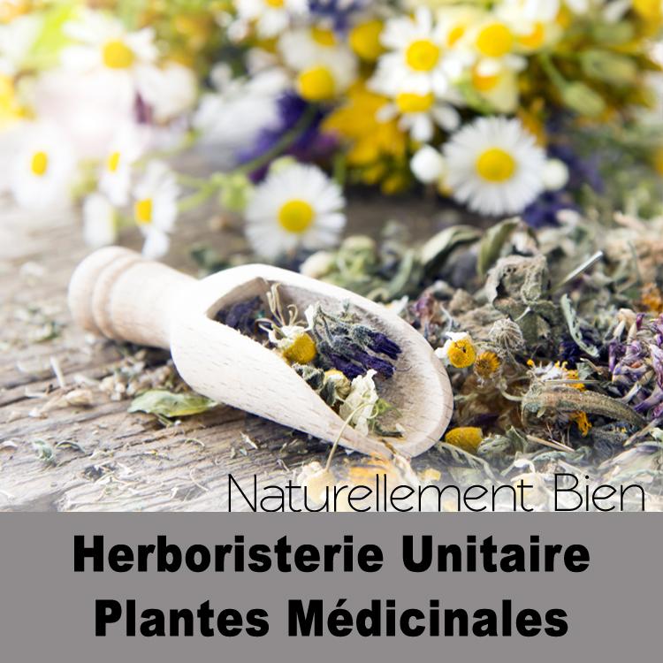 Herboristerie Unitaire Plantes Médicinales