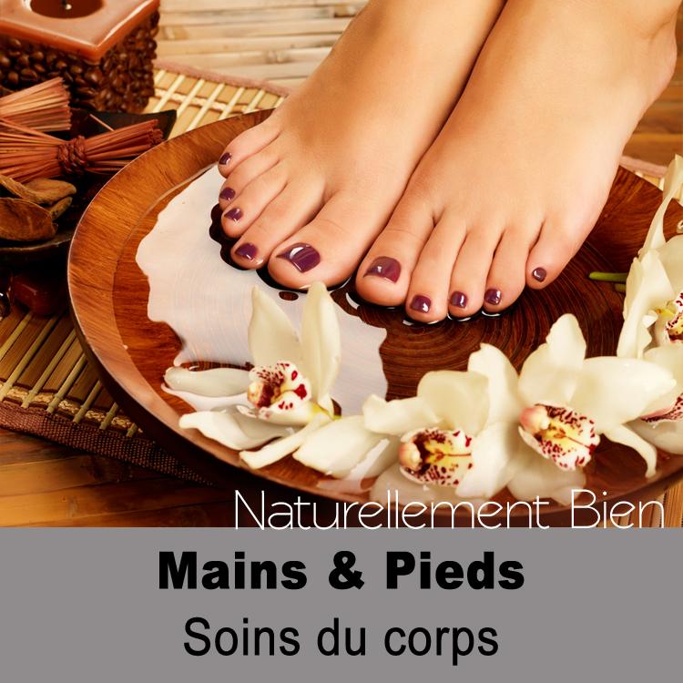 main et pieds soins du corps
