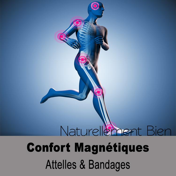 Attelles & Bandages Magnétiques