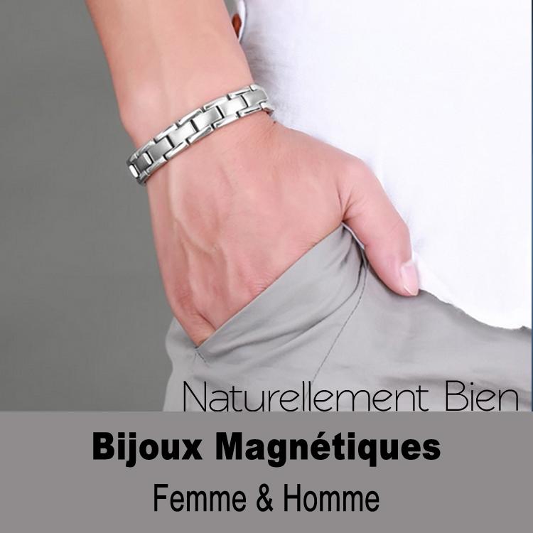 Bijoux Magnétiques Hommes & Femmes
