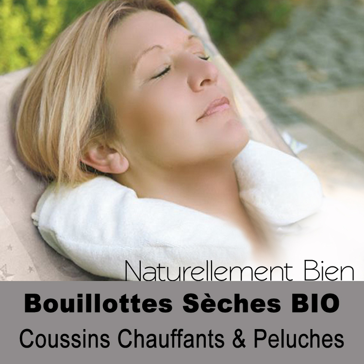Bouillottes Sèches Bio