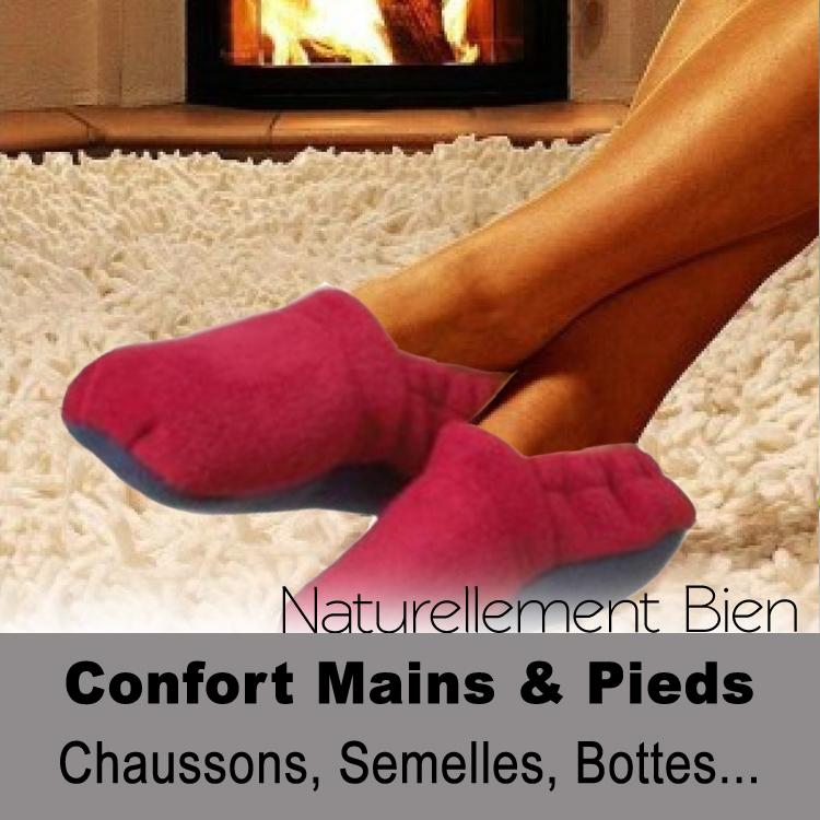Confort des Mains & des Pieds